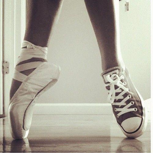 95a2a1953305 dance  ballet  converse  pointe