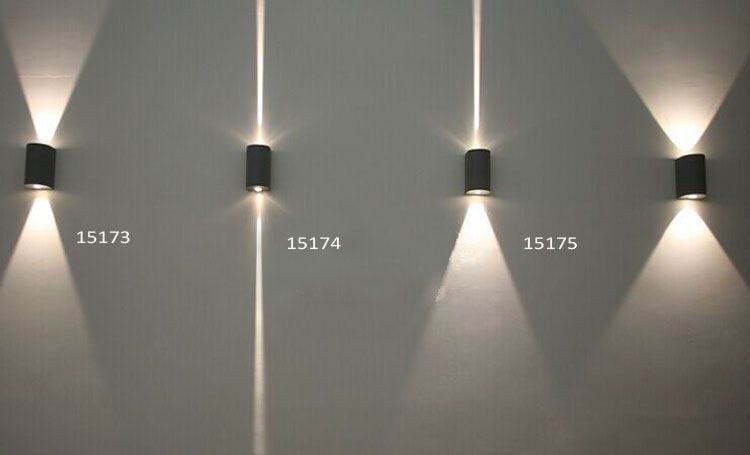 Narrow To Wide Focussed Beam Angles Possible On Up Downlights Modern Lighting Chandeliers Outdoor Ceiling Lights Led Wall Lights