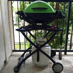 weber 51060001 q1200 liquid propane grill bbq pinterest grilling and patios. Black Bedroom Furniture Sets. Home Design Ideas
