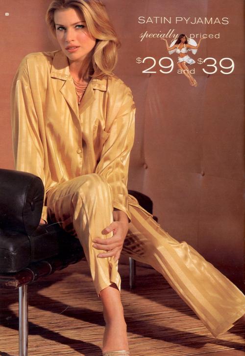 60f4836aa5 Vintage Victoria s Secret -- Daniela Peštová Victoria Secret Catalog