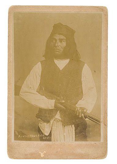 Chape (aka Chago) - Apache - no date