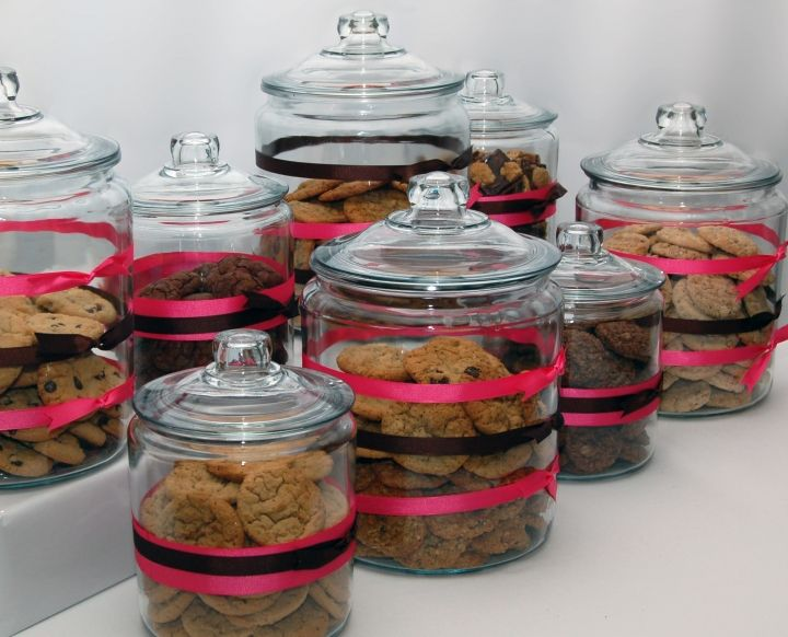 Cookie Jar Buffet - Occasions/Weddings || The Cookie Jar & Company ...