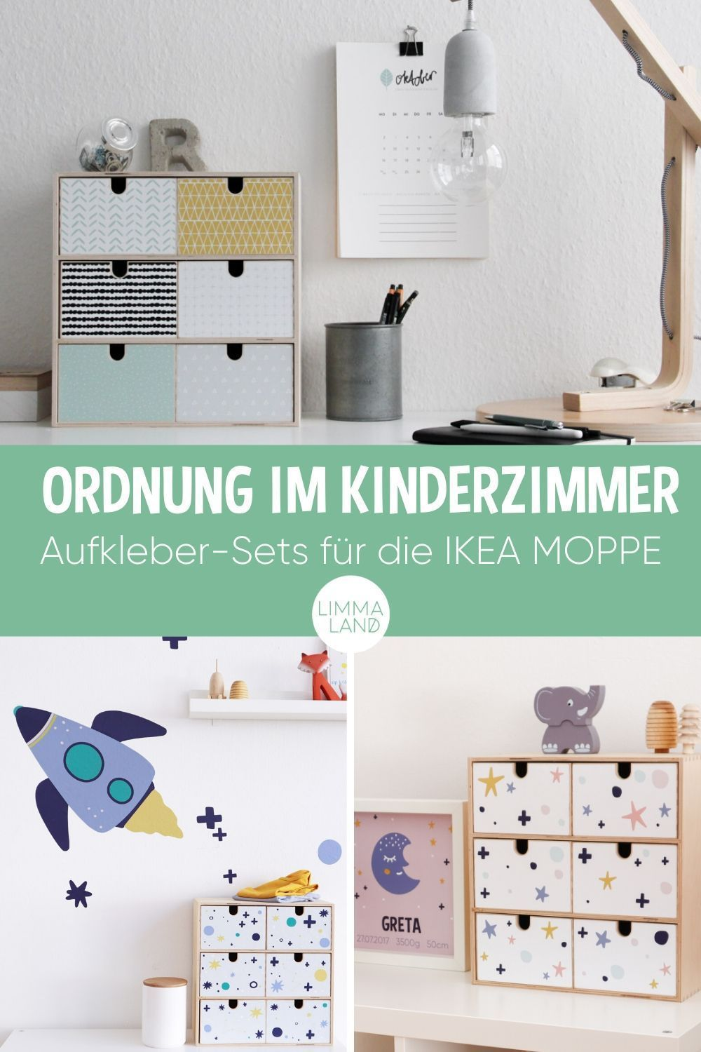 Ikea Hacks Kinderzimmer