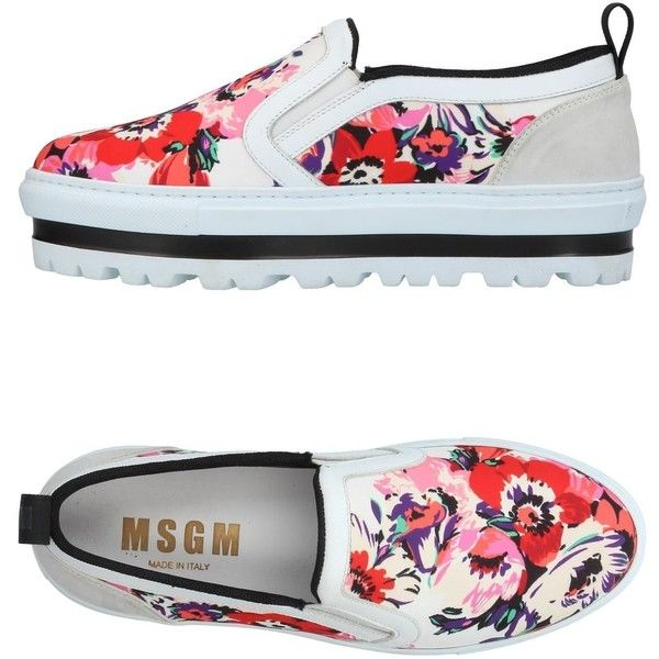 Great Deals Outlet With Paypal FOOTWEAR - Low-tops & sneakers Msgm Outlet With Paypal Order HG0BnEnl6M
