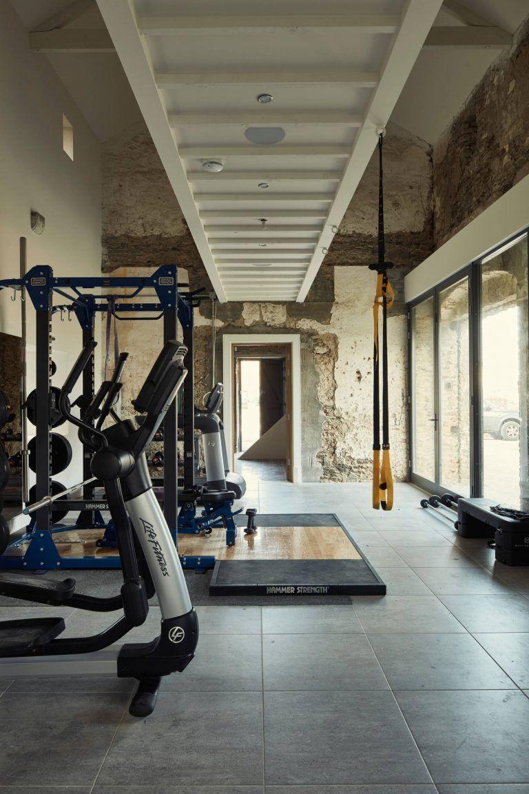 15 Best Industrial Home Gym Ideas Home Gym Design Gym Decor