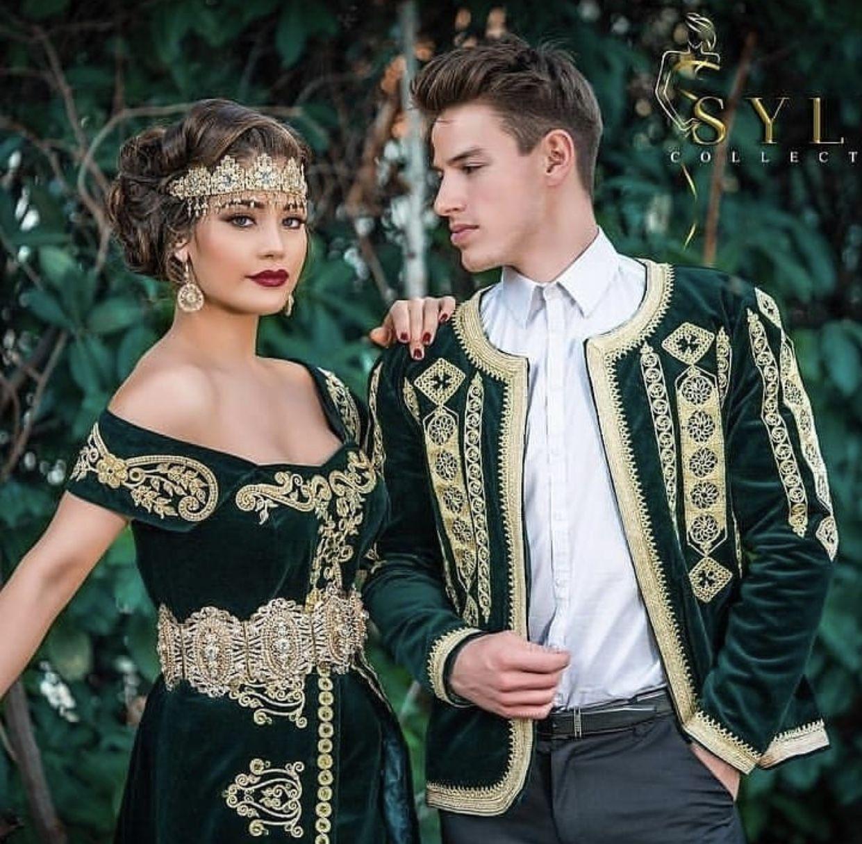Mariage algérien ~Algérie~   Traditional