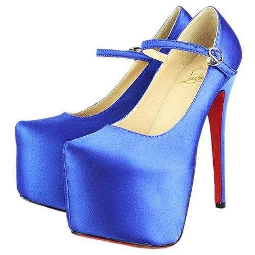 Christian Louboutin Mary Jane Zapatillas Nuevos Modelos