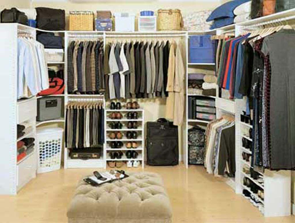Image Result For Designing A Clothes Closet Out Of A Garden Shed  ~ Organizacion De Armarios Empotrados