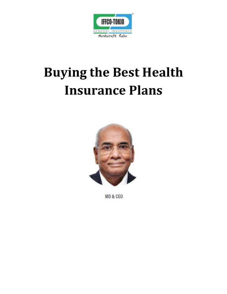 Iffco Tokio Presents Various Health Insurance Plans For Both