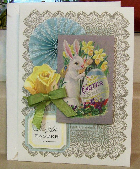 Diy Easter Cards Happy Easter Card Diy Easter Cards Easter