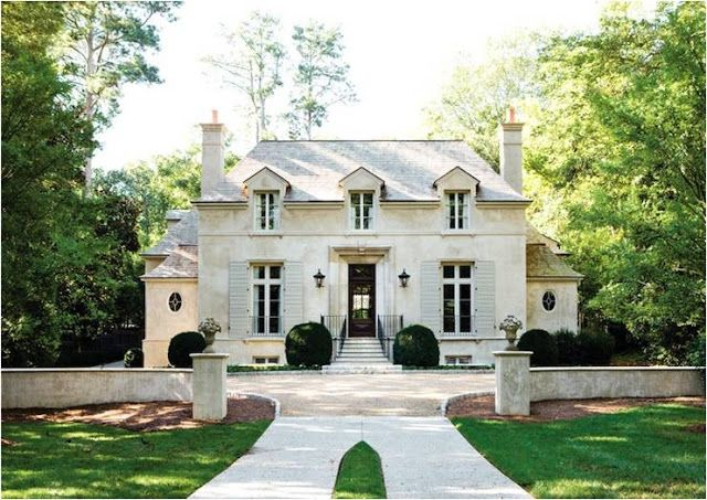 Pin By Emma Chamberlain On Future House French House House Exterior House Elevation
