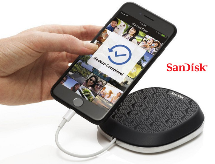 Daily Deal Storage Devices SanDisk iXpand Storage Backup – UntilGone.com