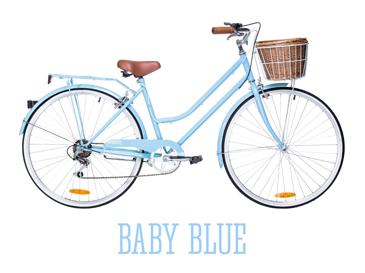 Not Sure Which Colour Though Buy Reid Vintage Ladies Bike 6
