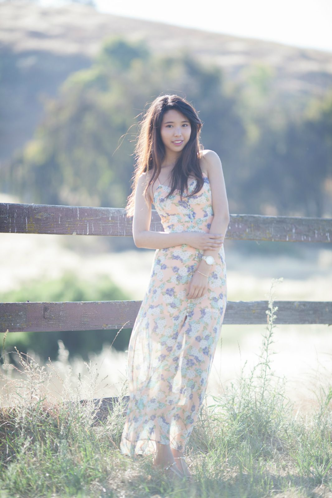 d9d4a2730c ally gong asian girl model ed tran photography fields country beautiful  natural ally gong