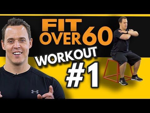 fit over 60 workout 1 beginners full body  youtube
