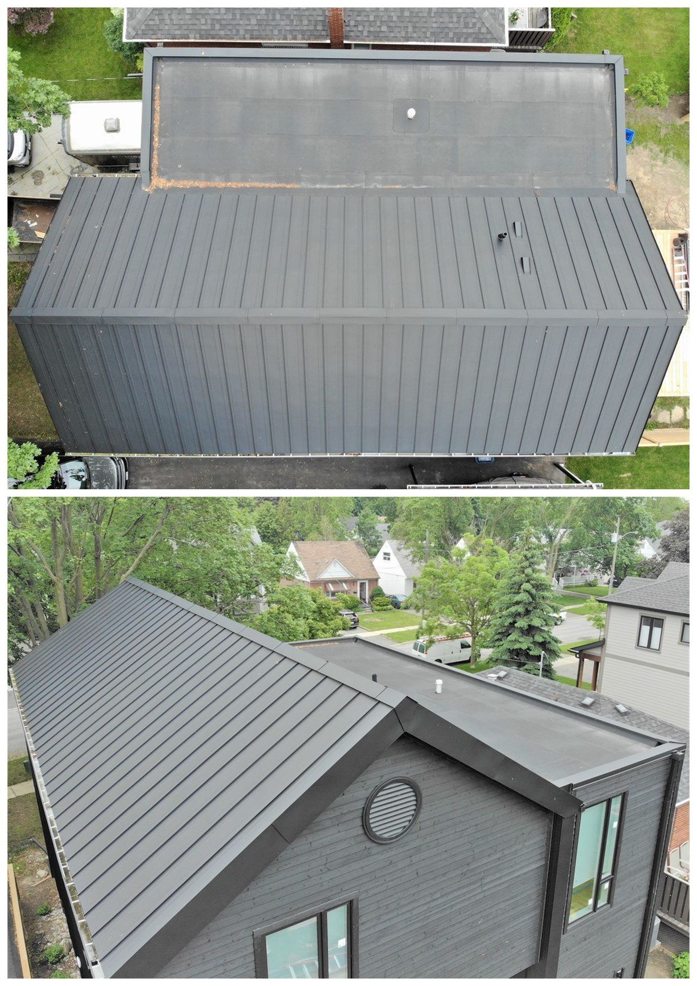 Below You Will Find Information About Traditional Standing Seam Metal Roof Metalroof Metalroofing Metalr Standing Seam Metal Roof Metal Roof Standing Seam