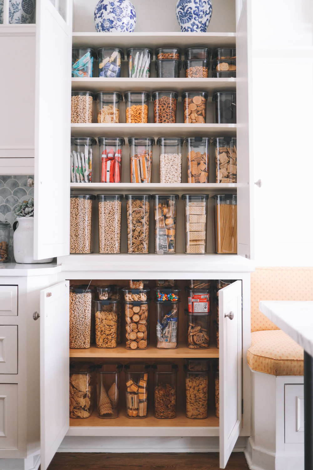 affordable pantry organization before after kelly in the city small pantry organization on kitchen organization before and after id=64229