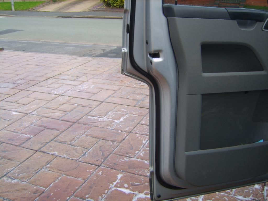 Part numbers for left and right extra front door seals? - Page 4 ...