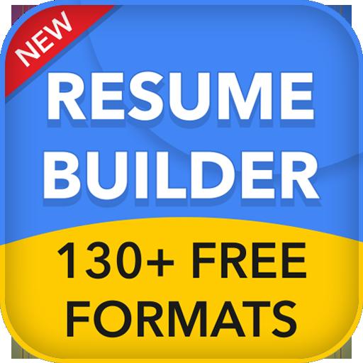 Resume builder free CV maker app curriculum vitae 1.4 usa