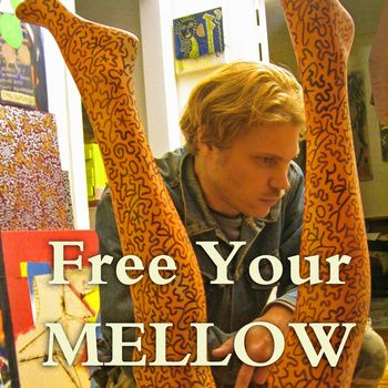 """Acoustic, raw, lyrical album by Paleface """"Free Your Mellow"""""""