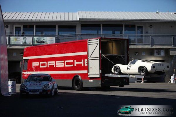 """Let's Take A Tour Of The Iconic Porsche Transporter Known As """"Buster"""""""