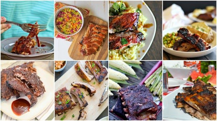 Rib recipe roundup - Weave Made Media, Get Fired Up and Grill with Smithfield & Farmland