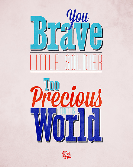 Stay inspired with this typographical quote print. Find this and thousands more on Redbubble.