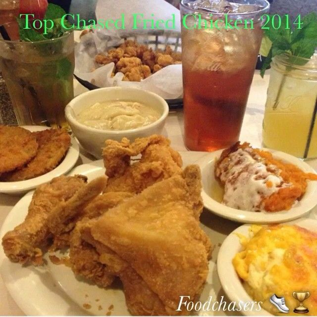 Fried Chicken From Mary Mac S Tea Room In Atlanta Ga