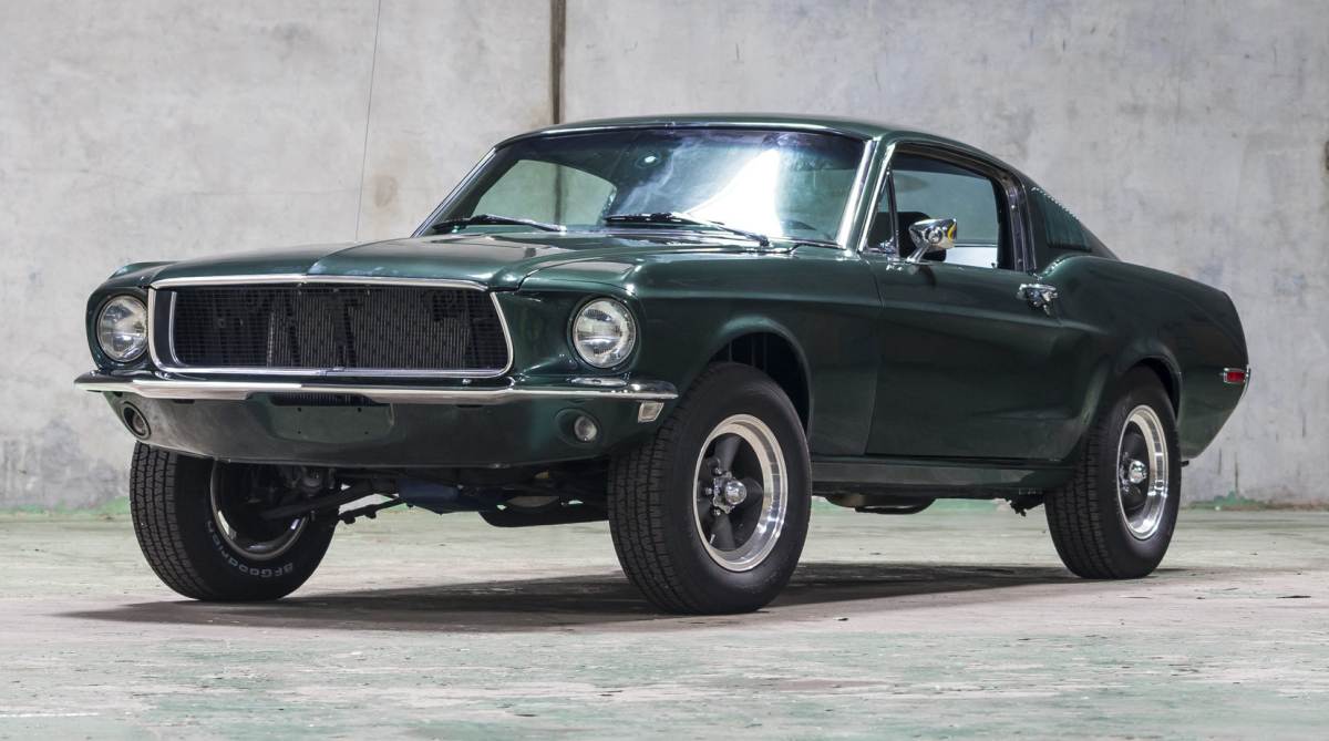 This \'Bullit\' Tribute Mustang Is Made for a Modern Day Steve McQueen ...