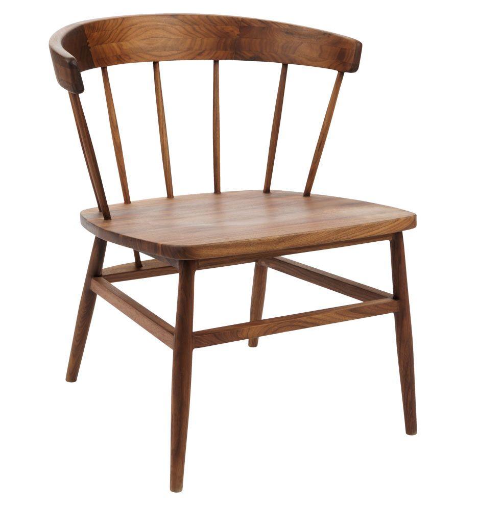 American Walnut Chair | Rejuvenation