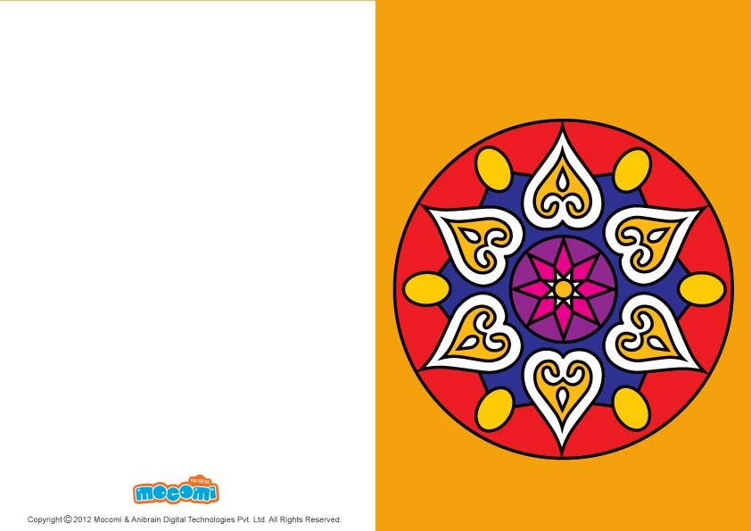 Rangoli designs diwali greeting card for kids diwali greeting rangoli designs diwali greeting card for kids mocomi m4hsunfo