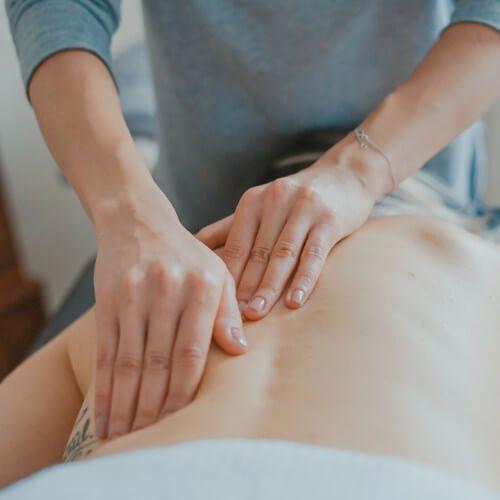 manuelle therapie hws