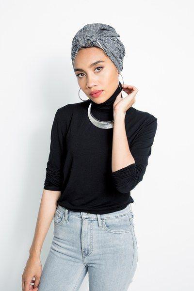 Yuna-Zarai-wcw-2.jpg (400×600) | Fashion, Turban style ...