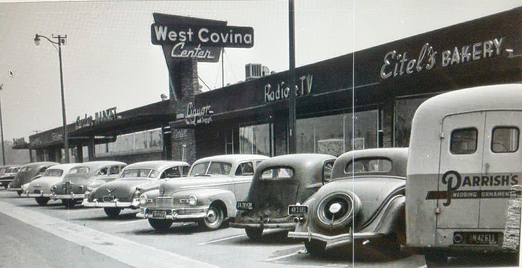 west covina center 1950s west covina california pinterest west covina and california history. Black Bedroom Furniture Sets. Home Design Ideas