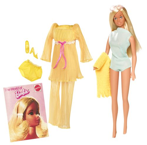Barbie Malibu 1971 Fiftieth Anniversary New Old Stock RARE
