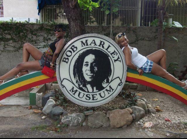 Bob Marley museum, Kingston Jamaica