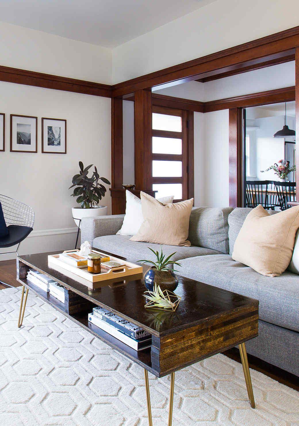 Modern Craftsman House Decor