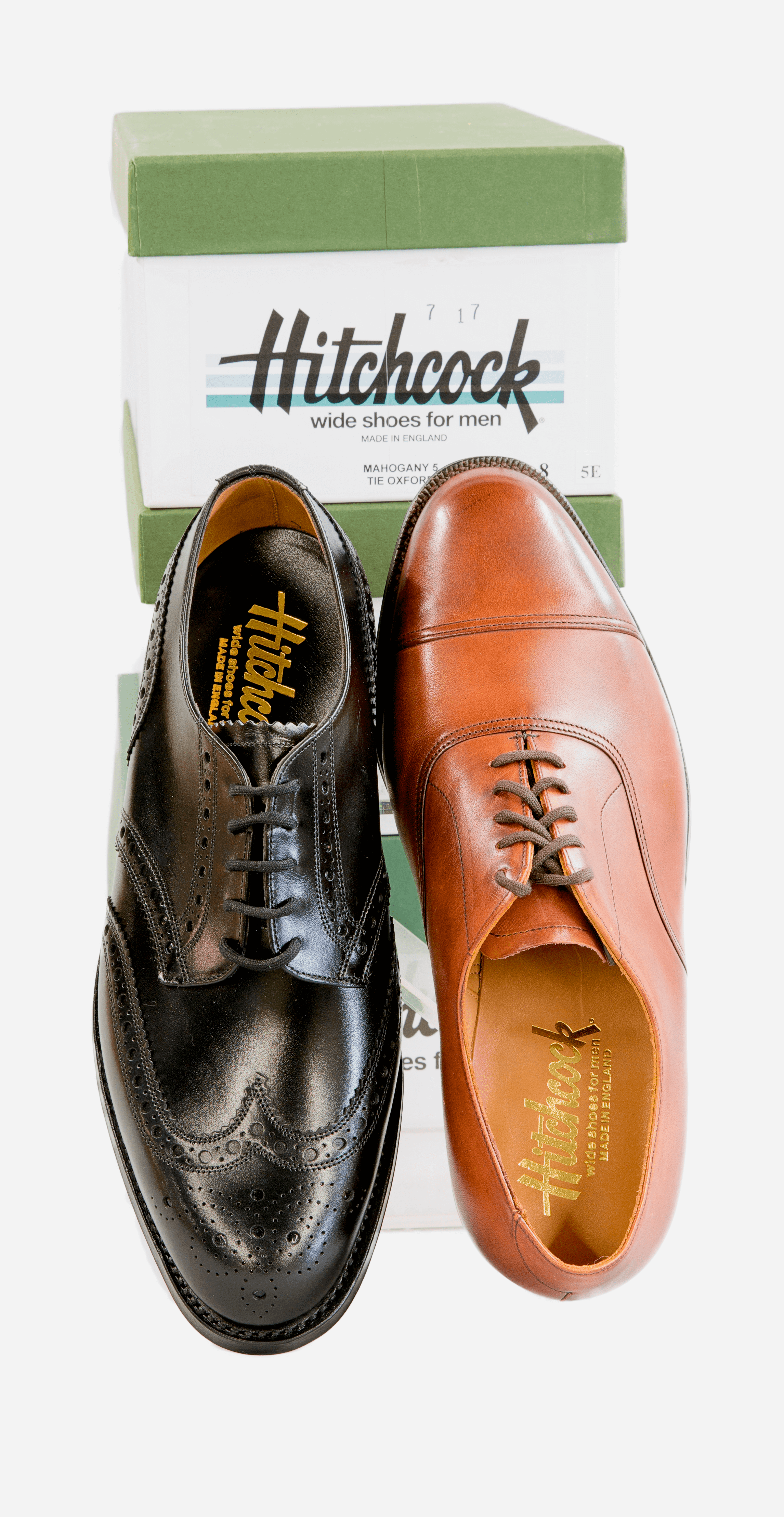Fine English Men S Wide Oxfords Only At Hitchcock Shoes Exclusive Wide Shoes For Men Dress Shoes Men Hitchcock Shoes