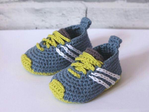745dcd8e9f2 Crochet Baby Booties