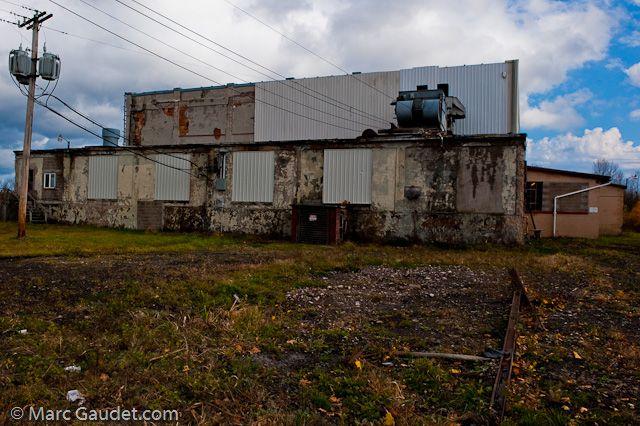 Eastman Kodak plant, Rochester, New York