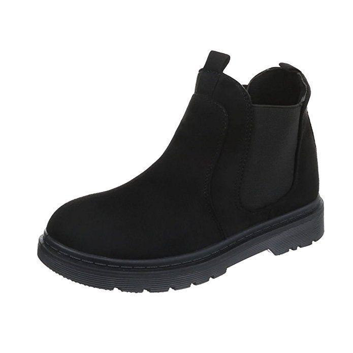 Chelsea Boots Damenschuhe Chelsea Boots Blockabsatz Moderne