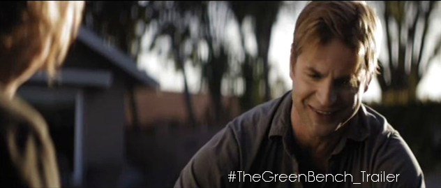 Gale Harold #TheGreenBench trailer screencap by melime
