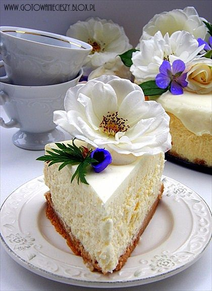 New York Cheesecake C H E E S E C A K E Pinterest Cheesecakes