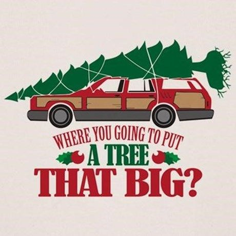 Christmas Vacation Car.Griswold Family Christmas Tree December Griswold Family