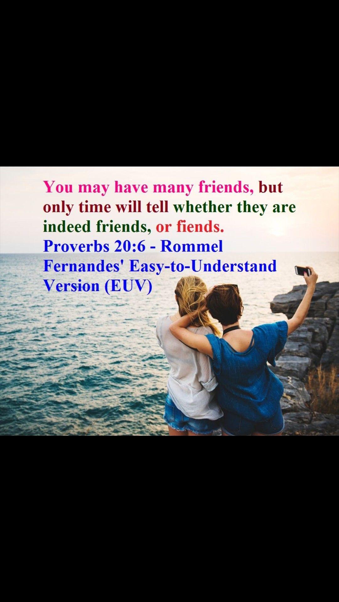 Proverb 20 6 Bible Knowledge Paraphrase Prov 19 14