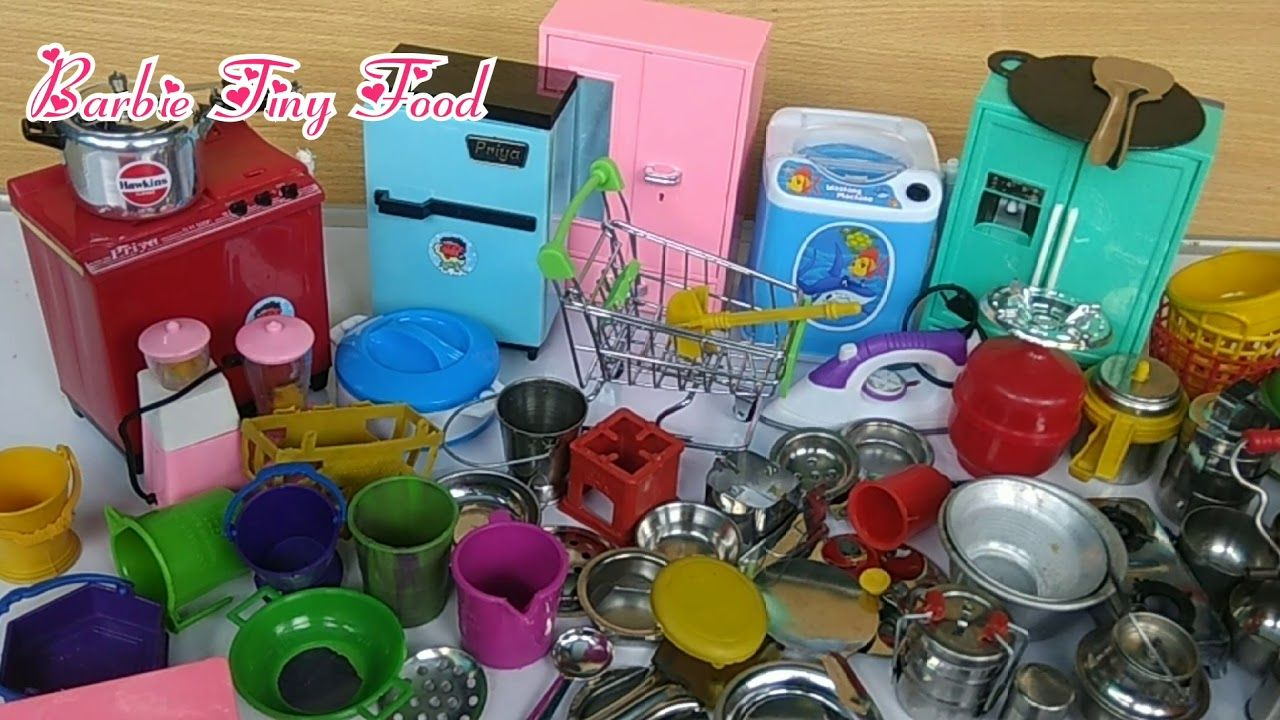 5rs Onwards Miniature Cooking Items In India Amazon Purchase Whatsap Kids Kitchen Utensils Miniatures Barbie Shop