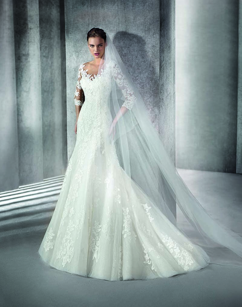 Exelent Vestidos De Novia San Patrick Model - All Wedding Dresses ...