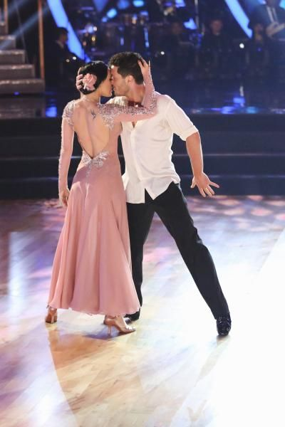'Dancing With The Stars' 2015 Spoilers: Val And Rumer Address Dating Rumors ... Dancing With the Stars 2015 #DancingWiththeStars2015