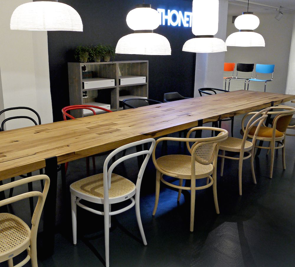 Cor Interlübke Couchtisch We Have A New Thonet Area In Our Cor Interlübke Studio Come And