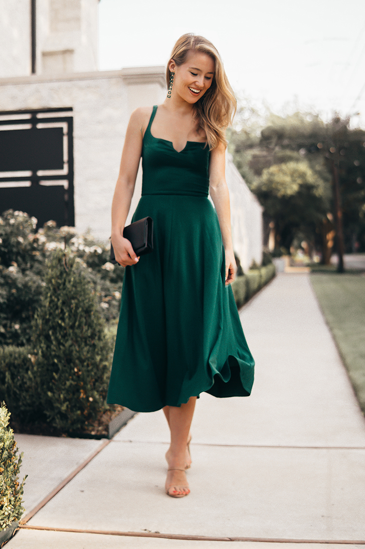 Best Dressed Wedding Guest A Lonestar State Of Southern Fall Wedding Guest Dress Wedding Attire Guest Wedding Guest Dress Summer [ 1127 x 750 Pixel ]